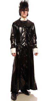 "LIP SERVICE Looks That Kill ""Atonement"" long jacket #M38-012"