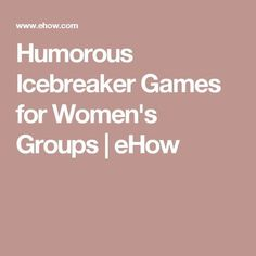 Icebreaker games help ease tension and generate conversation, creating a relaxed environment for mingling and getting to know new people. Large Group Icebreakers, Fun Icebreaker Games, Large Group Games, Fun Games, Meeting Ice Breakers, Group Ice Breakers, Funny Ice Breakers, Group Ice Breaker Games, Ice Breaker Games For Adults