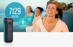 Log your walking, exercise and sleep