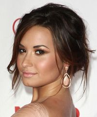 Demi Lovato Hairstyle - click to try on!