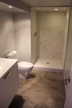 basement bathroom - Basement Bathroom Design
