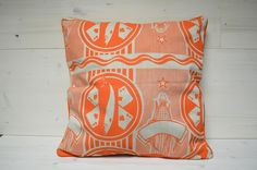 4 Aces cushion by Fabric Nation
