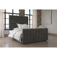 33 Best Grey Upholstered Bed Images Bedrooms Bedroom Decor Decorating Bedrooms
