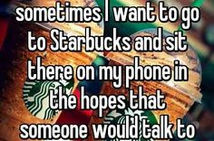 Wow yes. 17 Startlingly Honest Confessions From Real Life Loners