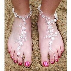 I like going barefoot, but these are a pretty substitute!