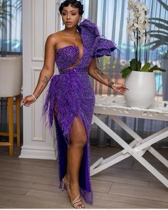 71 Collections Of - Beautiful Aso Ebi Style Lace & African Print For December 2019 Aso Ebi Lace Styles, African Lace Styles, Lace Gown Styles, Latest Aso Ebi Styles, African Prom Dresses, Latest African Fashion Dresses, African Print Fashion, African Dress, Event Dresses