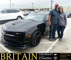 https://flic.kr/p/Azp6cU | Congratulations Ryan on your #Chevrolet #Camaro from Mike Donahoe at Britain Chevrolet Cadillac! | deliverymaxx.com/DealerReviews.aspx?DealerCode=I827