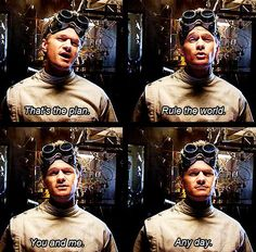 Dr. Horrible im either gonna be quoting this and laughing hysterically or totally sick of this by the end of speech season......