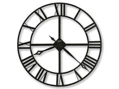 HM-625-372 - Lacy Wall Clock