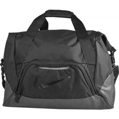 Nike Mens FB Shield Duffle Bag - Holdall - Gym Bag - BA5084-001 - Black | eBay