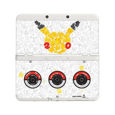 Cover Decals No. 17 (Pokémon 20) for New 3DS and New 3DS XL