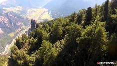 Totally Insane Precision Flying By Wingsuit Pilot Vincent Descols AKA Le...