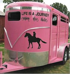 "See our web site for even more relevant information on ""horse trailer hitch"". It is actually an exceptional place to find out more. Livestock Trailers, Horse Trailers, My Horse, Horse Riding, Hobby Horse, Horse Tips, Horse Trailer Organization, Fifth Wheel Trailers, Vintage Horse"