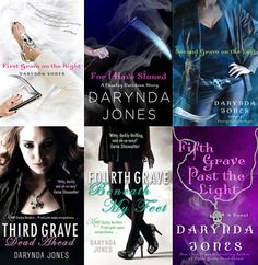 Charley Davidson series by Darynda Jones     http://paranormalromancereads.com