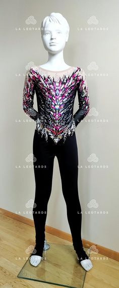 Competition Rhythmic Gymnastics costume, Acro costume, Roller skating , Show dance, Gymnastic unitard- SOLD Rhythmic Gymnastics Costumes, Acrobatic Gymnastics, Roller Skating, Roller Derby, Aerial Costume, Gymnastics Workout, Show Dance, Figure Skating Dresses, Dance Costumes