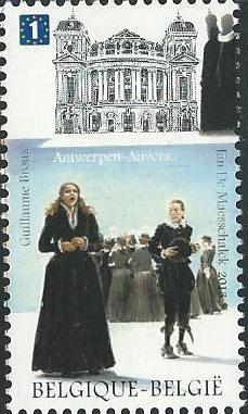 belgian stamps Opera - Verdi and Wagner. - 'Don Carlos' - Giuseppe Verdi