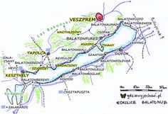 balaton mapa turystyczna Budapest, Illustrations, Scrapbooking Ideas, Hungary, Cities, Illustration, City, Illustrators