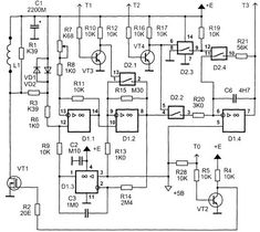 Metal Detector Circuit Diagram Free Download Image Search