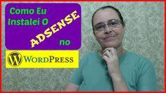 Resolvi compartilhar aqui a minha experiência de como foi instalar o adsense no wordpress, pois achei um processo muito complicado.  Não foi nada fácil instalar o adsense no wordpress, achei que bastaria incluir meu site nessa plataforma, mas não foi bem assim.  Veja o artigo completo no blog , onde eu mostro todo o procedimento http://vivermaistranquila.com.br/como-eu-instalei-o-adsense-no-wordpress/