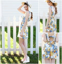 You remind me of the summertime. (by Madeline Becker) http://lookbook.nu/look/3292739-you-remind-me-of-the-summertime