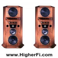 Best Speakers, Diy Speakers, Stereo Speakers, Vanz, West Lake, Loudspeaker, Audiophile, Vintage, Tables