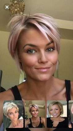 zhaarschnitt Feines Haar – Oh, les rues de France! Edgy Short Haircuts, Short Choppy Hair, Messy Short Hair, Haircut For Thick Hair, Short Hair With Layers, Short Blonde, Short Hair Cuts For Women, Short Hairstyles For Women, Blonde Hair