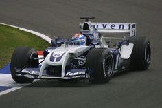 2004 Silverstone (Marc Gene, Williams FW26)