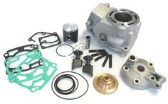 Athena (P400250100001) 54mm 125cc Standard Bore Cylinder Kit