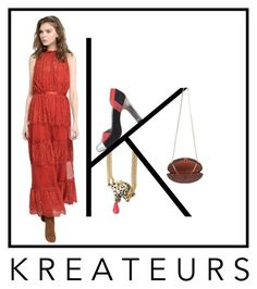 """""""Kreateurs Paris Holiday Look"""" by czecze ❤ liked on Polyvore featuring Deby Debo and kreateurs"""