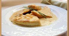 Esta sencilla salsa con queso crema es ideal para los filetes de pavo o pollo.