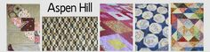 A Charming Charm Pack Quilt | Aspen Hill - quilts and more