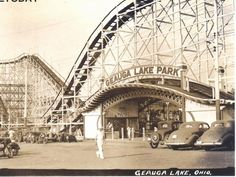 5 Tragic Reasons Why the World's Largest Theme Park Stands Abandoned in Ohio-Geauga Lake