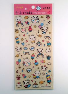 janetstore.com: kawaii stationery,letter sets, stickers, gifts and more - cute stickers $1