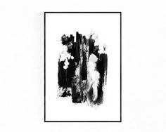 Black and white abstract art available in a range of sizes and printed on the best quality 260gsm paper that produces the best colour reproduction. Please select your size from the dropdown menu. All prints are ready to ship in 3 business days and are beautifully and securely Black And White Wall Art, Black And White Abstract, Abstract Wall Art, Abstract Print, Scandinavian Art, Modern Minimalist, All Print, Order Prints, Printing Process