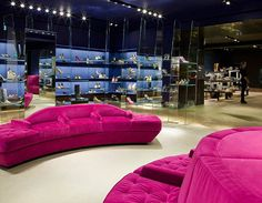 f4dc5d5ae237a Is this Carrie Bradshaw s fashion fantasy  Selfridges unveils the world s  largest shoe department (Daily Mail)