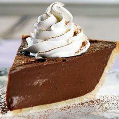 Classic Chocolate Cream Pie Recipe | Key Ingredient
