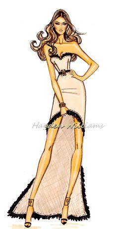 Hayden Williams for Modelinia: Color Me Model: Hayden Williams