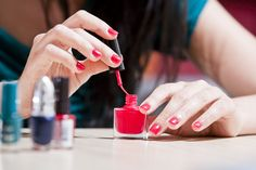 Researchers at Duke University and Environmental Working Group have found evidence of a suspected endocrine-disrupting chemical widely used in popular nail polishes in the bodies of more than two-dozen women who participated in a biomonitoring study. The study, published today in Environmental International, found that all women had a metabolite of triphenyl phosphate, or TPHP, in their bodies just 10 to 14 hours after painting their nails.