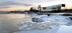 Kancelářské sídlo firmy Statoil v Norsku | Yab