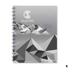 Zorro Branding — Notebook design. Diseño de Cuadernos.