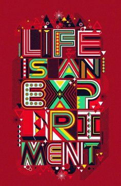 Afbeeldingsresultaat voor typography illustration
