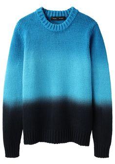 Proenza Schouler / Dip-Dye Pullover | La Garçonne