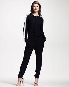 Women's ALC Count Silk Jumpsuit    $222.00