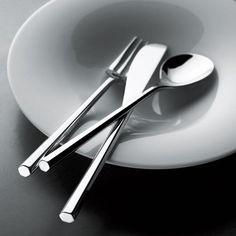 MU Hexagonal Cutlery by Alessi