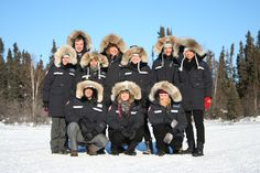 Keeping Warm in Yellowknife with Canada Goose | OLIP Unplugged