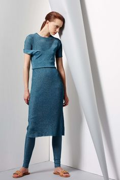 Tibi Resort 2017 fashion show - Pre-Spring-Summer 2017 collection, shown 9th June 2016