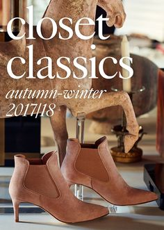 Winter 2017, Fall Winter, Autumn, Booty, Ankle, Classic, Shoes, Fashion, Pedro Garcia