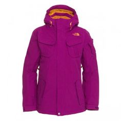 The North Face Decagon Womens Ski Jacket | Nevisport