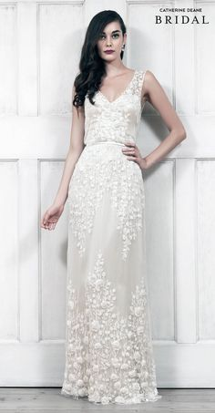 CATHERINE DEANE BRIDAL | SIAN  http://www.catherinedeane.com/bridal/ #weddingdress #bridal