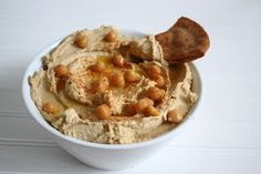 Restaurant Style Hummus